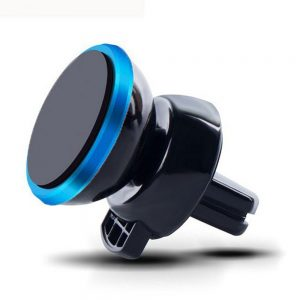 360 Rotatable Air Vent Mount Blue