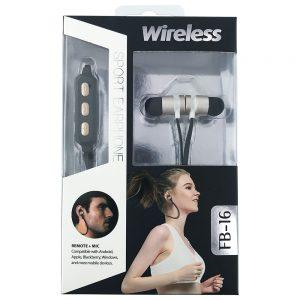 Bluetooth 4.1 Wireless Stereo Earphone Earbuds Sport Headset Headphone