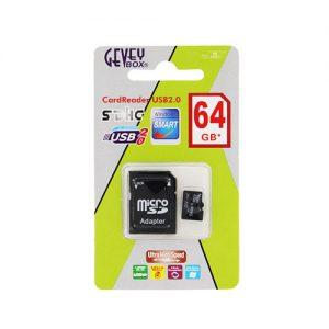 GeveyBox Ultra MicroSDHC Card Adapter- 64GB