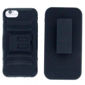 iPhone 7 Plus Holster Kickstand Case