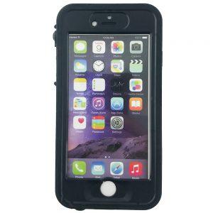 GeveyBox Umbrella iPhone 6 6S Waterproof Case- BLACK