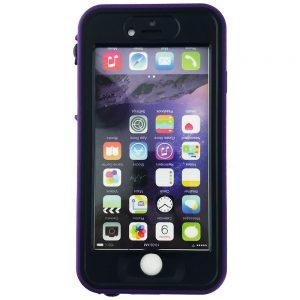 GeveyBox Umbrella iPhone 6 6S Waterproof Case- PURPLE