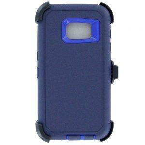 Warrior Case for Samsung Galaxy S7 Edge - Blue