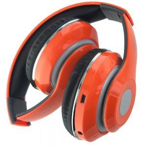 BT Stereo Wireless Headphones [STN-13] NEON ORANGE