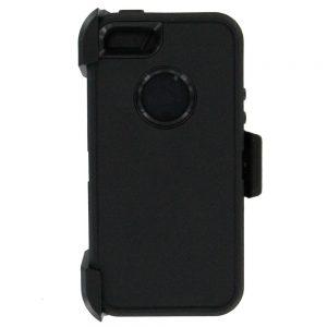 Warrior Case for iPhone 5 5S SE - Black