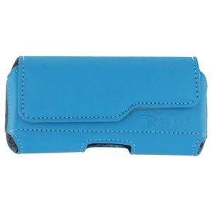 iPhone 5 5S Pouch Case Blue