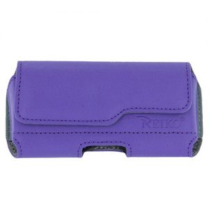 iPhone 5 5S Pouch Case Purple