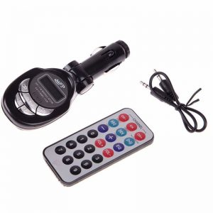Car FM Transmitter Multi-function 32 in 1  With Remote Control