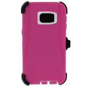 Warrior Case for Samsung Galaxy Note 5 - Pink